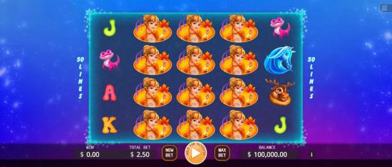 آموزش بازی ملکه برفی Snow Queen در سایت شرط بندی