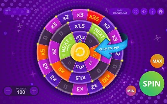 آموزش بازی چرخ جادویی MAGIC WHEEL در سایت شرط بندی