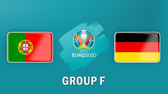فرم پیش بینی بازی آلمان و پرتغال یورو 2020