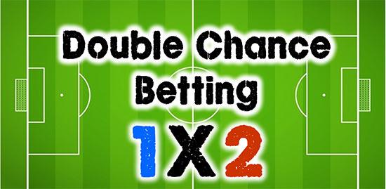 گزینه دابل شانس در شرط بندی فوتبال چیست؟ «Double Chance»