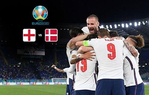 فرم پیش بینی بازی انگلیس و دانمارک یورو 2020