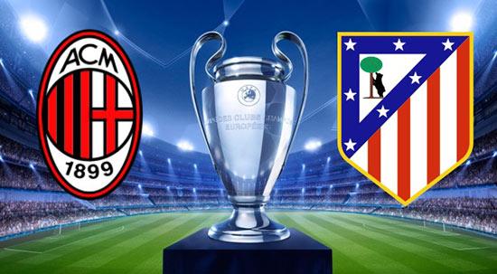 پیش بینی بازی آث میلان و اتلتیکو مادرید در لیگ قهرمانان اروپا 2022