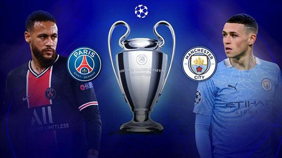 پیش بینی بازی پاریسن ژرمن و منچستر سیتی جام قهرمانان اروپا 2022